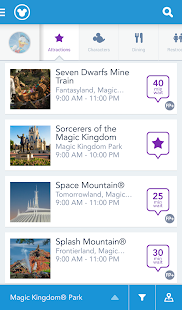 My Disney Experience - WDW - screenshot thumbnail