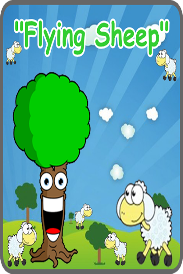 Flying Sheep - screenshot