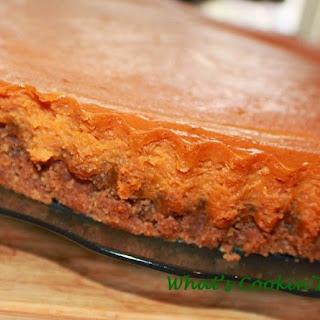 Pumpkin Tart with Pecan Crust Video
