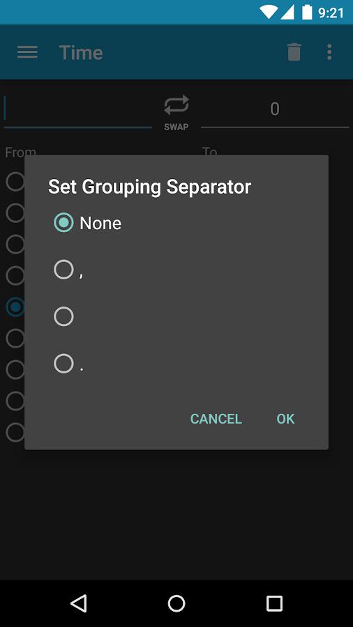Unit Converter Ultimate - screenshot