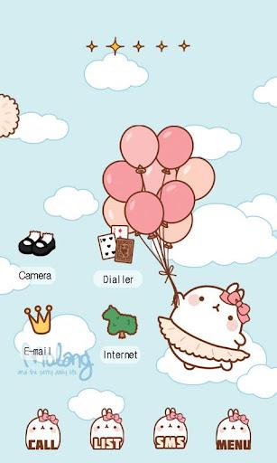 CUKI Theme Ballon Molang