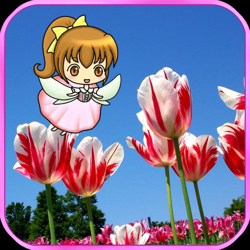 Spring Fairy Live Wallpaper LOGO-APP點子