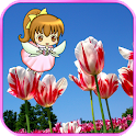 Spring Fairy Live Wallpaper icon