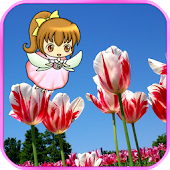 Spring Fairy Live Wallpaper