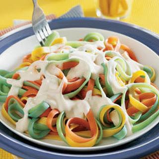 Rainbow Pasta.