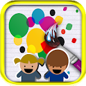 QCat - Toddler Color Doodle icon