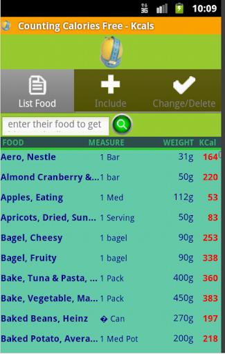 приложение для подчета калорий виндолс