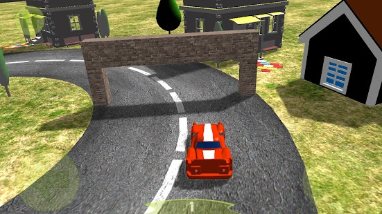 Cycle Race Car Simulator 3D