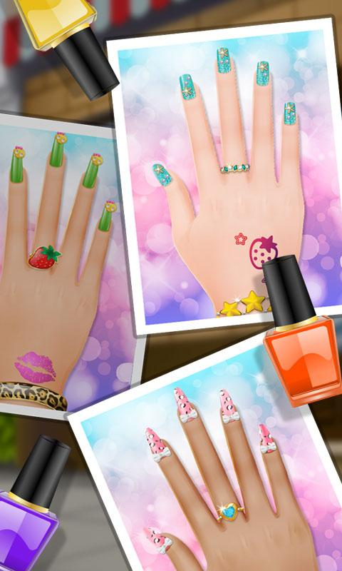 Nail makeover girls games android apps on google play nail makeover girls games screenshot prinsesfo Gallery