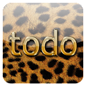 To-do List(leopard reminders ) logo