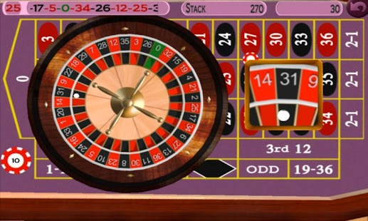 Roulette system odds