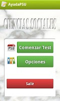 Screenshot of Ayuda PSU Ciencias Sociales