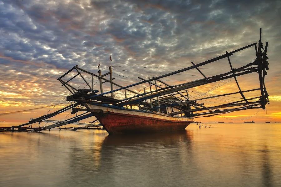 by Rico Sajoo - Transportation Boats