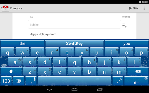 SwiftKey Keyboard - screenshot thumbnail