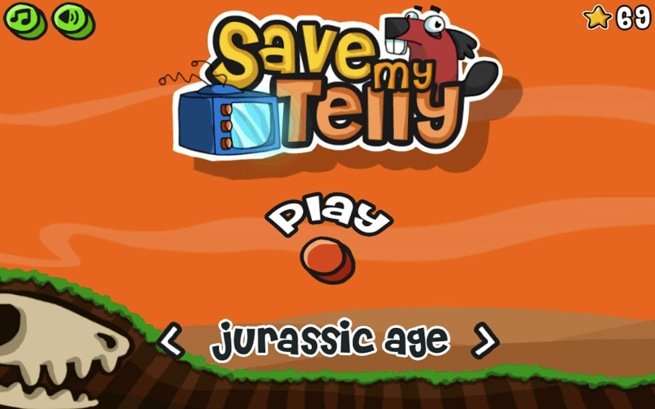 Save My Telly- screenshot