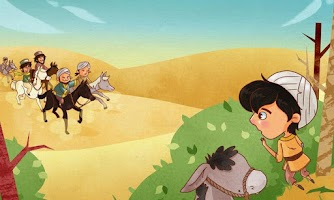 Screenshot of Ali Baba and the Forty Thieves