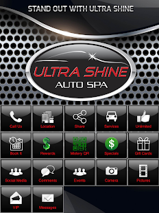 Ultra Shine Auto Spa- screenshot thumbnail