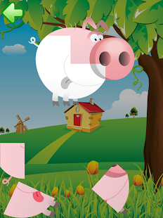 Farm animals for toddlers HD - screenshot thumbnail