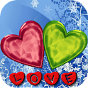 Love Hearts HD LWP Free icon