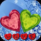 Love Hearts HD LWP Free icon