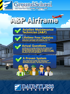 FAA A&P Airframe Test Prep- screenshot thumbnail