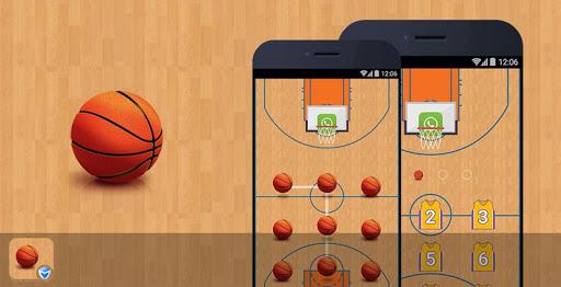 隱私衛士主題 - 籃球