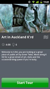 Art in Auckland - screenshot thumbnail