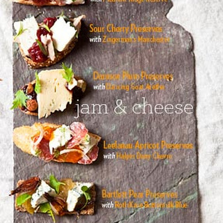 Jam & Cheese Pairings