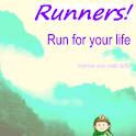 Runners! logo