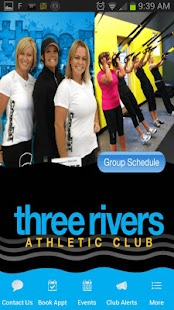 Three Rivers Athletic Club WA - screenshot thumbnail