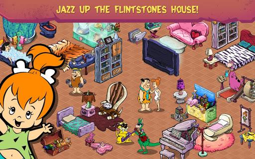 The Flintstones™: Bedrock! для планшетов на Android