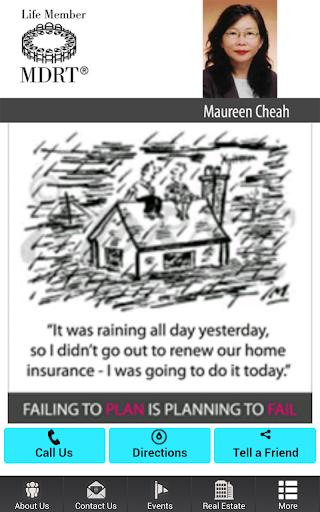 Maureen Insurance Planning