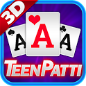 Junglee Teen Patti 3D icon