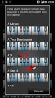 Screenshot of Circle of Chords