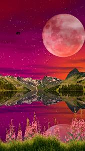 Alpine Lake Live Wallpaper v1.11
