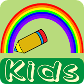 Rainbow Doodle for  Kids