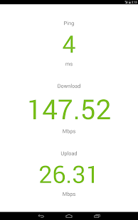 Internet Speed Test - screenshot thumbnail