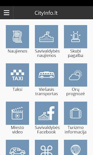 Tauragė Info