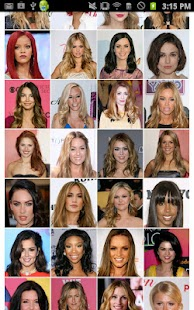Astounding Ultimate Hairstyle Try On Android Apps On Google Play Short Hairstyles Gunalazisus