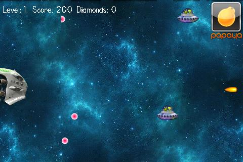 Galaxy Strike - screenshot