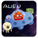 Alien GO LauncherEX Theme icon