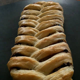 PUFF PASTRY RUGELACH.
