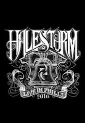 Halestorm - Live in Philly, 2010
