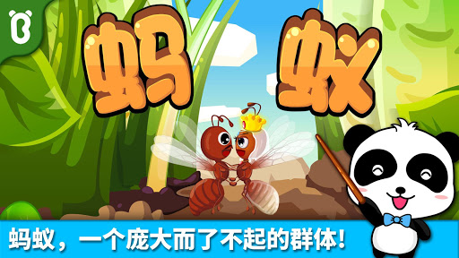 蚂蚁-宝宝巴士