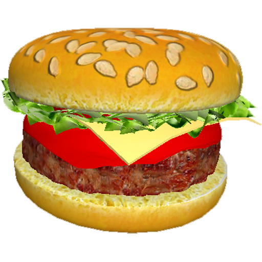 ★ Best Burger ★ LOGO-APP點子