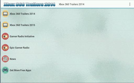 Xbox 360 Trailers 2014 Radio