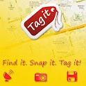 Tag it logo