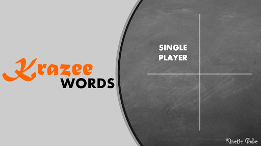 Krazee WORDS
