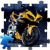 Motorcycles Jigsaw Puzzle