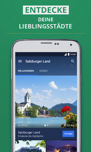 Salzburger Land Premium Guide